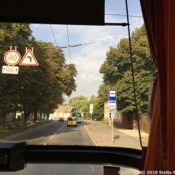 TROLLEY BUS IN CHERNIHIV 001