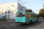 TROLLEY BUS IN CHERNIHIV 004