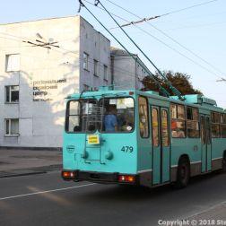 TROLLEY BUS IN CHERNIHIV 004