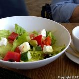 AIRPORT ITALIAN, GREEK SALAD 002