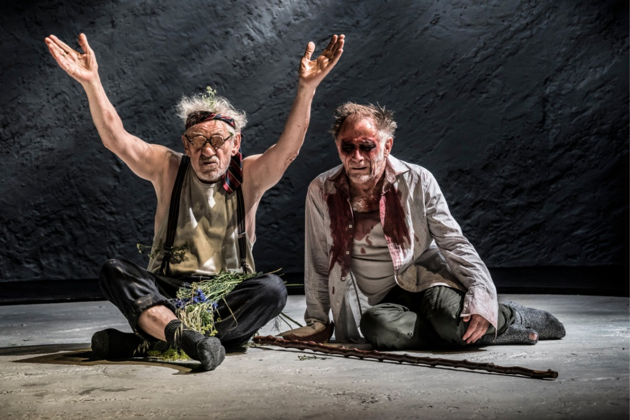Theatre 2018 – King Lear, Duke of York's Theatre, London