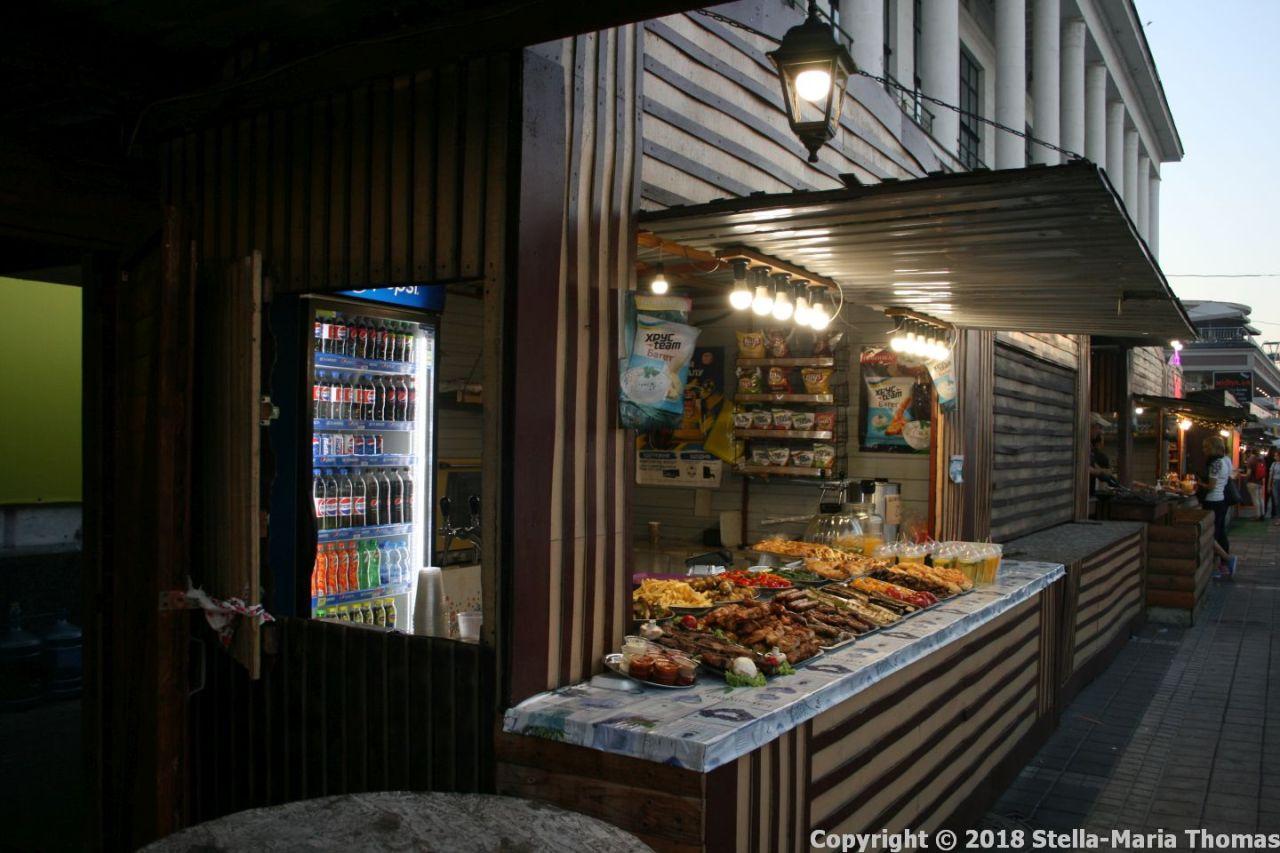 Food 2018 – Kiev Restaurants (Tsarske Selo, Il Molino, Khachapuri, Hanami, Musafir, Spirito diItaliano)