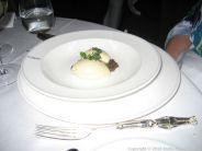 LE GAVROCHE, GAME DINNER, POTAGE ESSAÜ (PUY LENTIL AND PHEASANT SOUP) 006