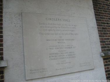 LONDON WALL AND SPITALFIELDS 002