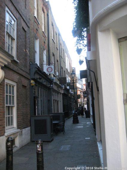 LONDON WALL AND SPITALFIELDS 020