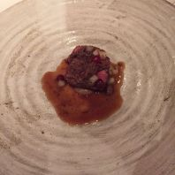 ASK, VENISON AND JERUSALEM ARTICHOKE 021