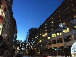 CHRISTMAS LIGHTS, HATTON GARDEN 002