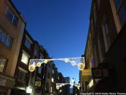 CHRISTMAS LIGHTS, HATTON GARDEN 003