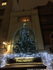 CHRISTMAS LIGHTS, HIGH HOLBORN 002