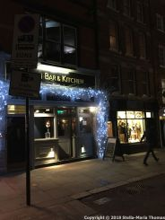 CHRISTMAS LIGHTS, HIGH HOLBORN 003