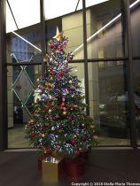CHRISTMAS LIGHTS, WOOD STREET 002