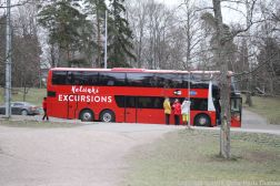 HELSINKI PANORAMA BUS TOUR 122