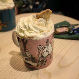 MUMIN CAFE, HOT CHOCOLATE 010