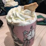 MUMIN CAFE, HOT CHOCOLATE 011