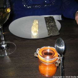 NATURA, LORELEY CHEESE FROM MIKKELI, CARROT JAM AND LEEK-ASH CRISP BREAD 014