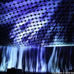 VORTEX OF LIGHT PARTICLES, AMOS REX 005