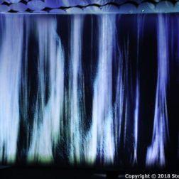 VORTEX OF LIGHT PARTICLES, AMOS REX 011