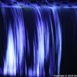 VORTEX OF LIGHT PARTICLES, AMOS REX 012