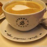 ROBERT'S COFFEE, HAZELNUT LATTE 002