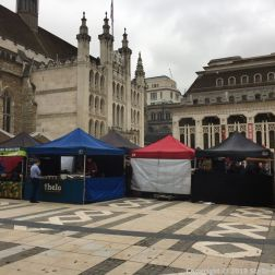GUILDHALL LUNCH MARKET, DECEMBER 2018 001
