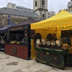 GUILDHALL LUNCH MARKET, DECEMBER 2018 003