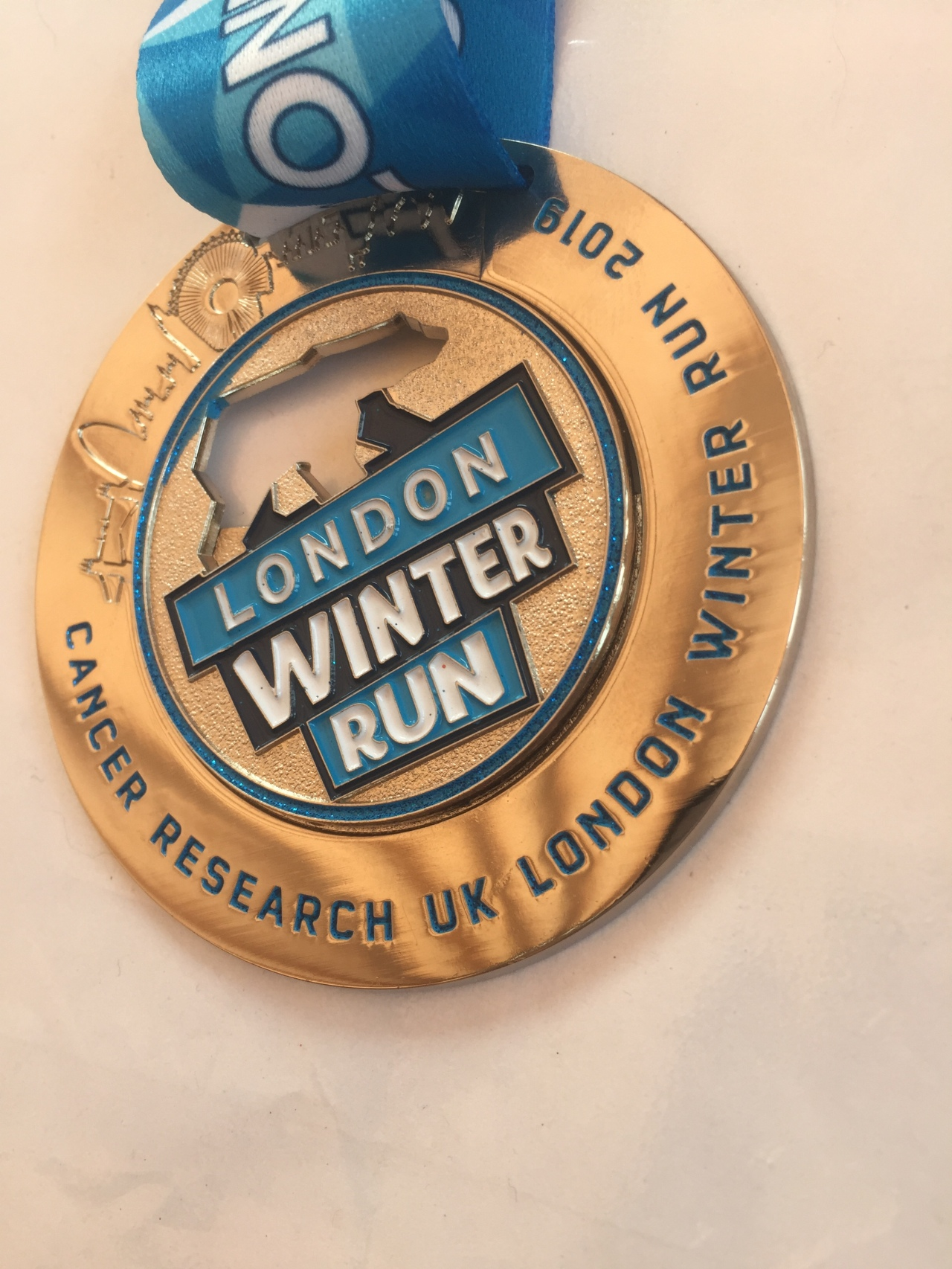 Running 2019 – The London Winter Run, London