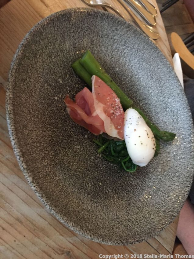 THE GARAGE, APARAGUS, DUCK EGG AND HAM 002