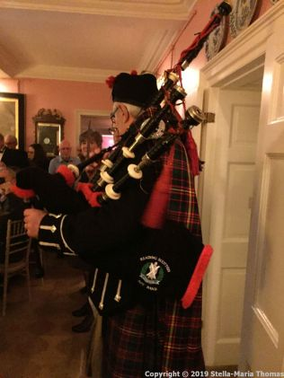 WILLIAM SITWELL'S BURNS NIGHT SUPPER CLUB, PIPER 004