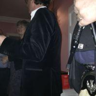 WILLIAM SITWELL'S BURNS NIGHT SUPPER CLUB, THE HAGGIS 008
