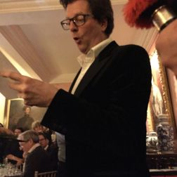 WILLIAM SITWELL'S BURNS NIGHT SUPPER CLUB, THE HAGGIS 010