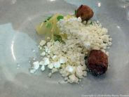 FROG BY ADAM HANDLING, PEAR, ANISE, SWEET CHEESE 021