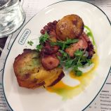 PARSONS, OCTOPUS, DUCK FAT POTATOES, PAPRIKA AND PARSLEY OIL 009