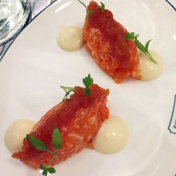 PARSONS, SEA TROUT TARTARE WITH BLOODY MARY JELLEY 008