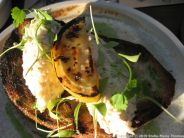THE MUDDY DUCK, CRAB, GRILLED SOURDOUGH, CHARRED LEMON 008