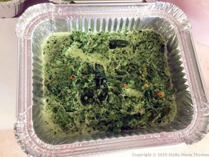 CREAMED SPINACH 001