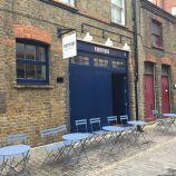 LONDON WALK, EUSTON TO BOROUGH MARKET VIA WOOD STREET 001