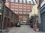 LONDON WALK, EUSTON TO BOROUGH MARKET VIA WOOD STREET 002