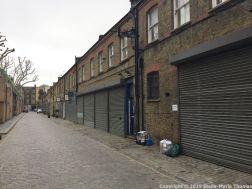 LONDON WALK, EUSTON TO BOROUGH MARKET VIA WOOD STREET 003