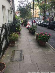 LONDON WALK, EUSTON TO BOROUGH MARKET VIA WOOD STREET 019