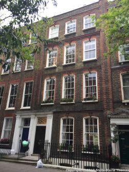 LONDON WALK, EUSTON TO BOROUGH MARKET VIA WOOD STREET 020