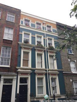 LONDON WALK, EUSTON TO BOROUGH MARKET VIA WOOD STREET 021
