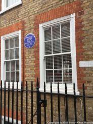 LONDON WALK, EUSTON TO BOROUGH MARKET VIA WOOD STREET 025