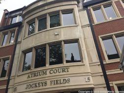 LONDON WALK, EUSTON TO BOROUGH MARKET VIA WOOD STREET 027