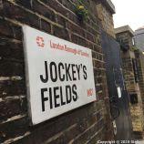 LONDON WALK, EUSTON TO BOROUGH MARKET VIA WOOD STREET 028