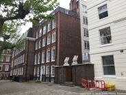 LONDON WALK, EUSTON TO BOROUGH MARKET VIA WOOD STREET 031