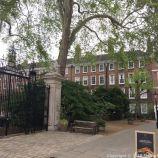 LONDON WALK, EUSTON TO BOROUGH MARKET VIA WOOD STREET 032