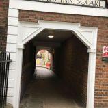 LONDON WALK, EUSTON TO BOROUGH MARKET VIA WOOD STREET 034