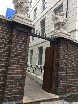 LONDON WALK, EUSTON TO BOROUGH MARKET VIA WOOD STREET 042