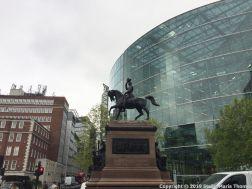 LONDON WALK, EUSTON TO BOROUGH MARKET VIA WOOD STREET 045