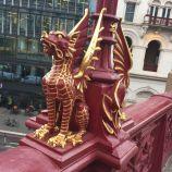 LONDON WALK, EUSTON TO BOROUGH MARKET VIA WOOD STREET 048
